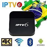 IPTV5 4K Android TV Box