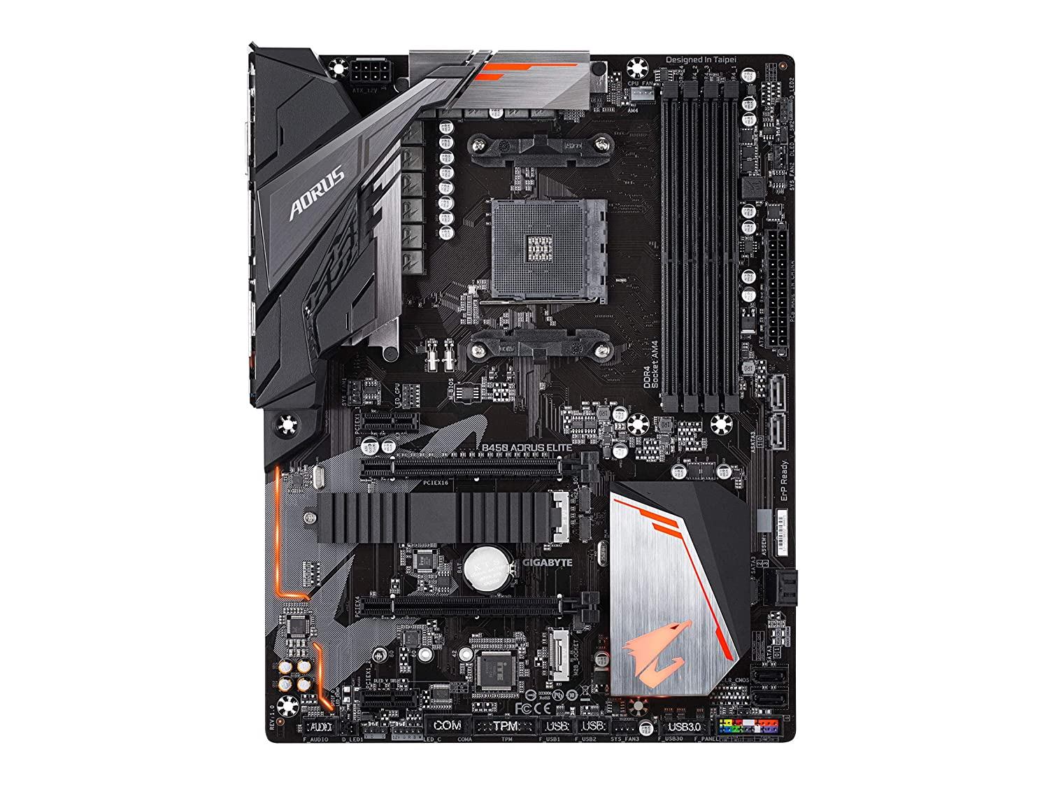 The Best B450 Motherboards 2019 For Gaming and Productivity Purposes