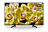 Sony X800G 43 Inch TV: 4K Ultra HD Smart LED TV with HDR and Alexa Compatibility - 2019 Model