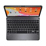 Brydge Pro 11.0 Keyboard for 11-inch iPad Pro 1st & 2nd Generation, 2018 & 2020 Models   Aluminum Wireless Bluetooth Keyboard with Backlit Keys   Long Battery Life   (Space Gray)