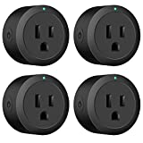 Smart plug google Amysen : Smart plug alexa, Smart Wifi Outlet, Smart plug, works with Alexa and Google Home, ETL Certified, Only Supports 2.4GHz Network, No Hub Required, Control from Anywhere.