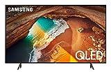 Samsung QN65Q60RAFXZA Flat 65' QLED 4K Q60 Series (2019) Ultra HD Smart TV with HDR and Alexa Compatibility